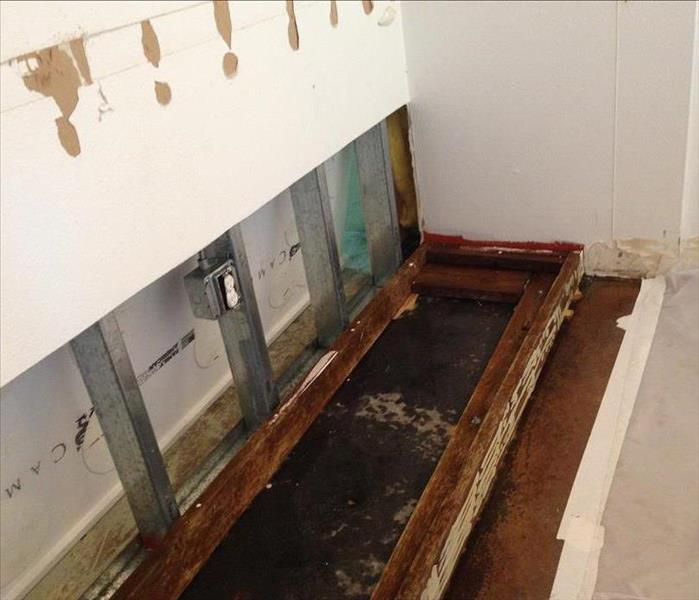 Water Damage Preventing Water Damage