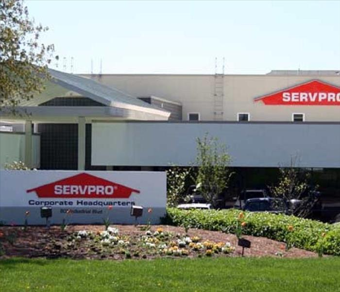 Corporate office of SERVPRO