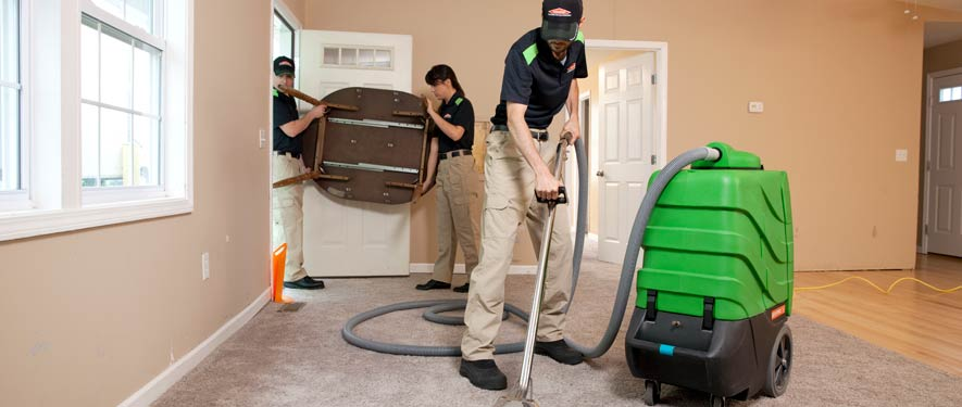 Citrus Heights, CA residential restoration cleaning